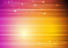 Shiny vector light backdrop Stock Photo