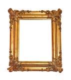 Shiny vintage frame Royalty Free Stock Images
