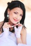 Shiny wedding jewelry Royalty Free Stock Photos