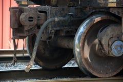 Shiny wheel Stock Images