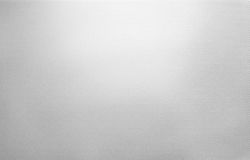 Shiny white metal texture, dotted silver background Stock Image