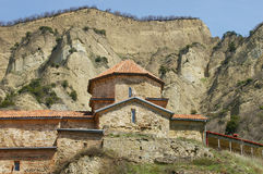 Shio-Mgvime monastery Royalty Free Stock Images