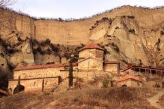 The Shio-Mgvime monastery (Georgia) Royalty Free Stock Photography
