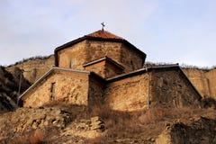 The Shio-Mgvime monastery (Georgia) Stock Images