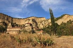 Shio-Mgvime monastery Stock Photography