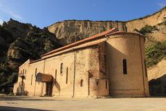 Shio-Mgvime monastery Royalty Free Stock Photo