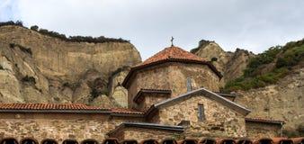 Shio-Mgvime monastery Stock Photo
