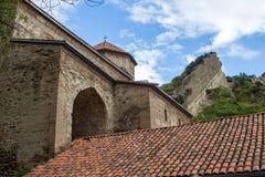 Shio-Mgvime monastery Stock Images