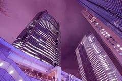shiodome Τόκιο Στοκ Φωτογραφίες