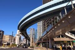 Shiodome, Tokio fotos de archivo libres de regalías
