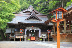 Shiogama Shrine Stock Image