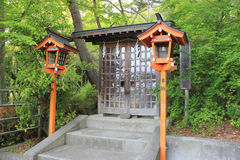 Shiogama Shrine Stock Photography