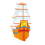ship stock illustrationer