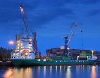 Ship. Royalty Free Stock Photo