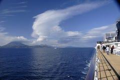ship Royaltyfri Foto