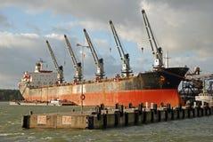 Ship. Royalty Free Stock Photos