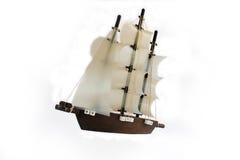 Ship. Isolated on white background Royalty Free Stock Photos