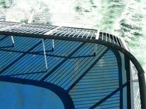Ship. Cruise ship stock image