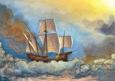 Ship Royalty Free Stock Photography