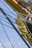 Ship Amerigo Vespucci Royalty Free Stock Photo