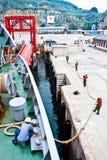 Ship anchor Royalty Free Stock Photo
