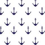 Ship anchor maritime frame Royalty Free Stock Photography