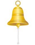 Ship bell vector illustration Royalty Free Stock Photos