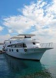 The ship is at berth Royalty Free Stock Image
