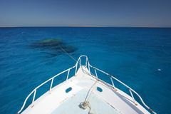 Ship bow Royalty Free Stock Photography