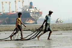 Free Ship Breaking In Bangladesh Stock Image - 78887651