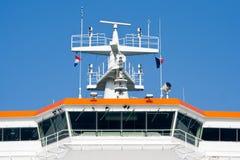 Ship bridge Stock Images