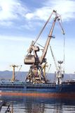 Ship Building Stock Photography