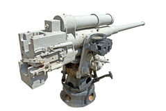 Ship cannon Royalty Free Stock Images
