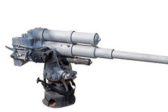 The Ship cannon Stock Images