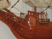 Ship. Collectable, boat, ship Stock Images