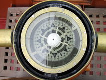 Ship compass Royalty Free Stock Photos