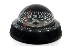 Ship compass Royalty Free Stock Image