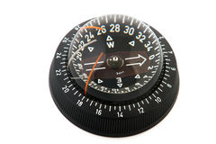 Ship compass Royalty Free Stock Photography