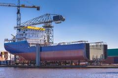 Ship Construction Stock Photos
