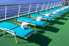 Ship deck Royalty Free Stock Image