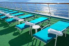 Ship deck Royalty Free Stock Photos