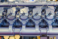 Ship Engine Royalty Free Stock Photo