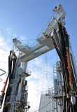 Ship equipment. Royalty Free Stock Image