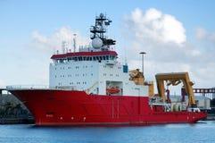 ship för 2 vetenskap arkivbild
