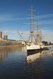 ship för puerto för maderomarin gammal Fotografering för Bildbyråer