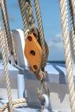 ship för rigging s Arkivbild