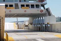 Ship - ferry Stock Image