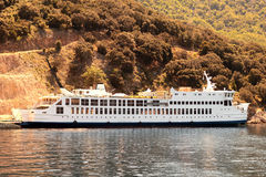 Ship - ferry Royalty Free Stock Image