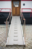 Ship gangway Royalty Free Stock Photo