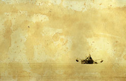 Ship image Stock Photo
